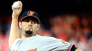 Orioles notes: Hammel has fluid drained from his knee but will pitch Friday
