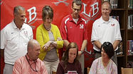 The signings continued Wednesday across the area.