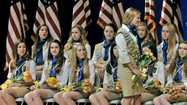 La Cañada Flintridge is Girl Scouts country, and on Sunday the most recent class of accomplished young women took the stage at Lanterman Auditorium in acknowledgment of their accomplishments.