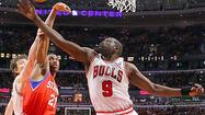 Bulls' Deng earns defensive honor; Boozer gets vote