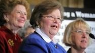 Mikulski plan for women's pay gets new push