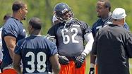 Bears' Williams back at left tackle