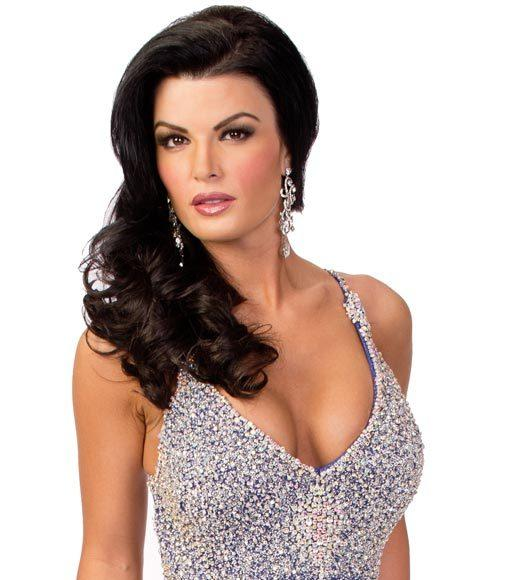 Miss USA 2012: Evening gown pics: Sheena Monnin, Miss Pennsylvania
