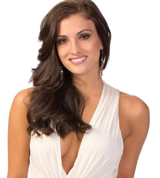 Miss USA 2012: Evening gown pics: Jessica Hibler, Miss Tennessee