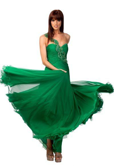 Miss USA 2012: Evening gown pics: Lauren Taylor Lundeen, Miss Oklahoma