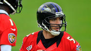 Joe Flacco's focus is on field and Ravens teammates, not contract status