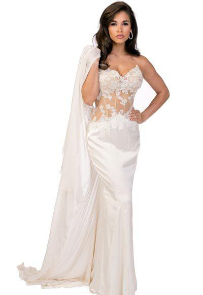 Miss USA 2012: Evening gown pics: Myverick Rashea Garcia, Miss Mississippi