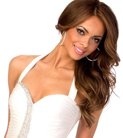 Miss USA 2012: Evening gown pics: Jade Ashley Kelsall, Miss Nevada