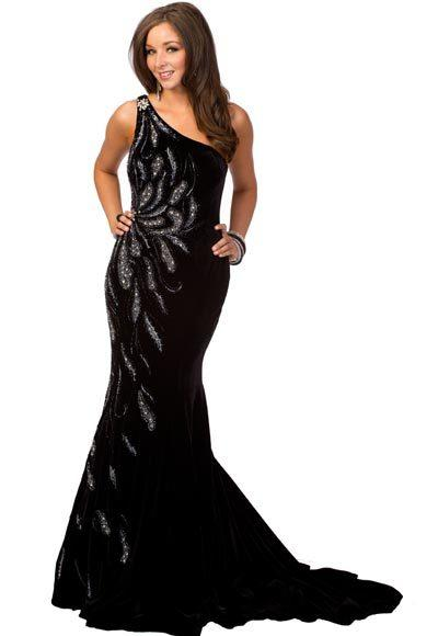 Miss USA 2012: Evening gown pics: Ryanne Harms, Miss New Hampshire