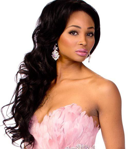Miss USA 2012: Evening gown pics: Nana Meriwether, Miss Maryland