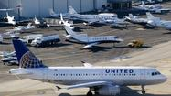 "Chicago based United Airlines saw a steep drop in the amount of revenue it collected from baggage fees in 2011, according to a <a href=""http://www.bts.gov/programs/airline_information/baggage_fees/"" target=""_blank"">report released by Bureau of Transportation Statistics</a> this week. United's bag-related revenues dipped 11.8 percent to $276,817,000 in 2011, down from $313,207,000 the year before."