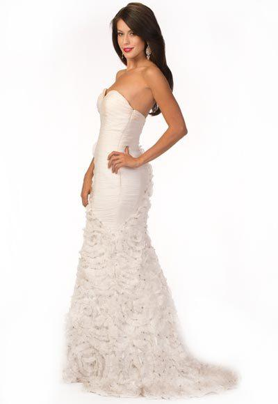 Miss USA 2012: Evening gown pics: Marybel Gonzalez, Miss Colorado