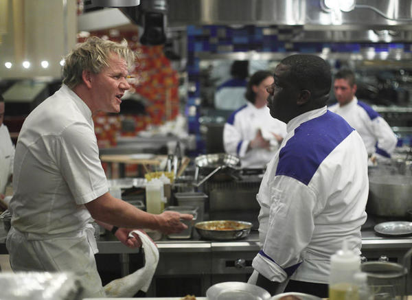 "<i>7 p.m. June 4 and 5, Fox</i> <br>Two reality shows featuring Gordon Ramsay just aren't enough, so Fox has the crabby chef headlining three shows this summer. He'll browbeat wannabe chefs in ""Hell's Kitchen"" and ""MasterChef"" (premieres 8 p.m. June 4 and 5), and hotel owners in ""Hotel Hell"" later in the summer."