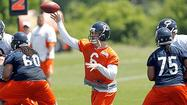 Bears want to go back to future with Cutler