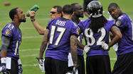 The Ravens will finish up the first of three voluntary offseason team activities today, though they'll do it outside the glare of the media. Yesterday was the one day for media availability, and while no big news came out of it, it was still good to see some action after so much attention has been placed on off-the-field stories over the past couple of months. Making any conclusions after a two-hour practice -- which did not include some of the team's top veteran players, including running back <strong>Ray Rice</strong>, linebacker <strong>Ray Lewis </strong>and safety <strong>Ed Reed</strong>, and featured most of the players in jerseys, gym shorts and no shoulder pads -- would be foolish. However, I think it is appropriate to make a couple of observations: