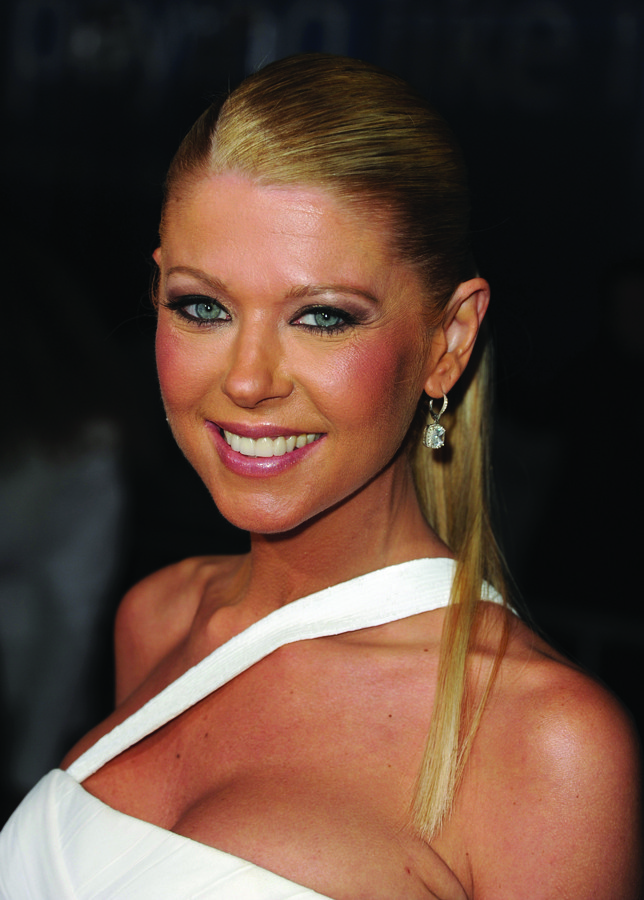 Tan and loving it: Bronzed celebs - Tara Reid