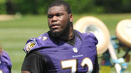 More on the Ravens' competition at left guard