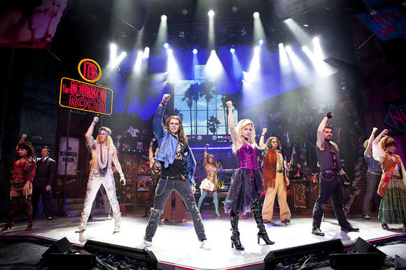 """Rock of Ages"" is coming to the Broadway Playhouse."
