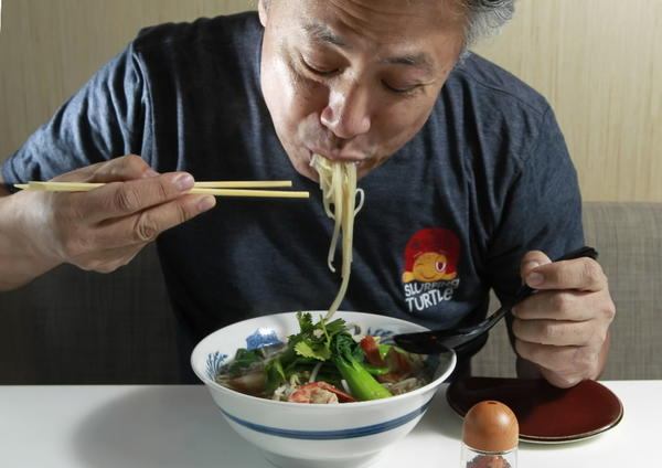 Takashi Yagihashi of Slurping Turtle will be among 12 contestants competing on the new season of Top Chef Masters