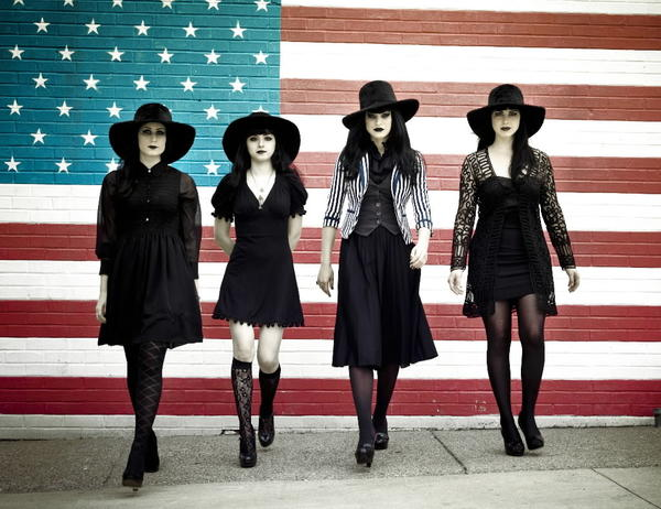 The Black Belles play the Empty Bottle on Thursday.