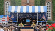 PHOTOS: Washington and Lee University graduation