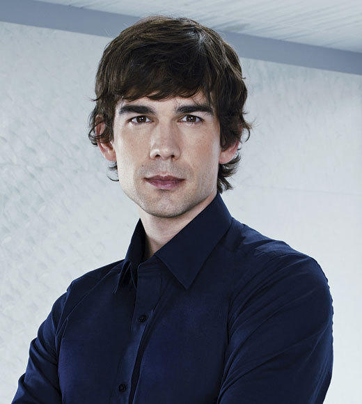 Channel Guide Magazine's 18 TV Stars You Should Know By Name: (Auggie from Covert Affairs) Blind CIA agent sounds like such a gimmicky role, and of course it is. But Gorham possesses enough charm and wit to make every scene hes in something to look forward to amid all the Bourne-style set pieces.