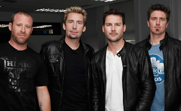 Nickelback plays Allstate Arena on Wednesday night.