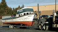 Photo Gallery: Kodiak Boat Restoration
