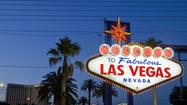Since the weekend, Las Vegas has served as a sort of glitzy Maryland West -- with government and business leaders from the state attending the Global Retail Real Estate Convention in droves.