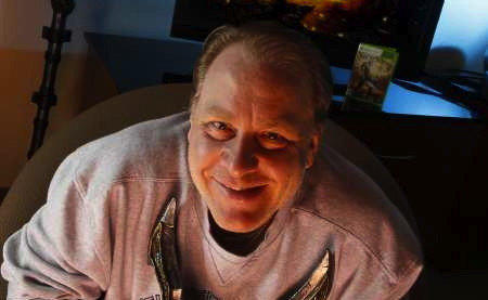 Curt Schilling, former Red Sox pitcher and founder of 38 Studios, a game development company named after his jersey number.