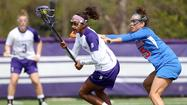 There are times when Northwestern women's lacrosse coach Kelly Amonte Hiller must want to say the heck with Solomonic wisdom and split Taylor Thornton in two so one half could play offense and the other half defense.