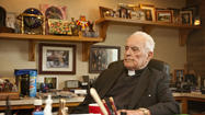 "<span style=""font-size: small;"">The Rev. Theodore M. Hesburgh will spend Friday, his 95th</span><span> </span><span style=""font-size: small;"">birthday, as he spends every birthday ... fishing for bass, walleye and</span><span> </span><span style=""font-size: small;"">northern pike in northern Wisconsin.</span>"