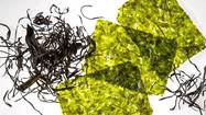 Seaweed can shrink your waistline. Grow your hair. Bring down your blood pressure along with your blood sugar. Build up the strength of your bones and your brain. Make your joints stop aching and your bowels get moving. Give cancer short shrift, and give cellulite and wrinkles the old heave-ho.