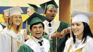 Musselman High School graduation