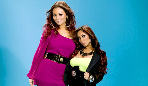 "Best-friend ""Jersey Shore"" stars get a place together in Jersey City. And Snooki's pregnant, did you know?"