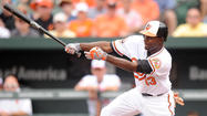 Hitting lefties key for Orioles rookie Xavier Avery's development