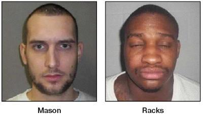 Joseph W. Mason and Leon W. Racks