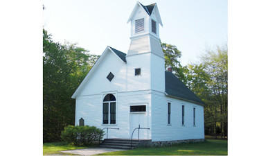 Bliss Pioneer Memorial Church is host to its 122nd Memorial Day service Monday, May 28.