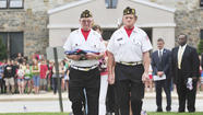 Hereford High School honors veterans in early morning service