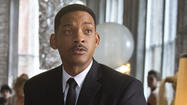 Will Smith is back in 'Black'