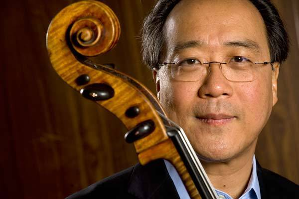 AARP's sexiest men over 50: Cellist, 56
