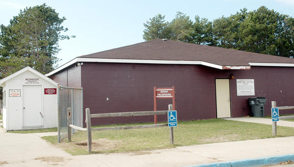 The Charlevoix school board recently opted not to use bond proposal money to pay for much-needed renovations for Novak Field house at Kipke Field.