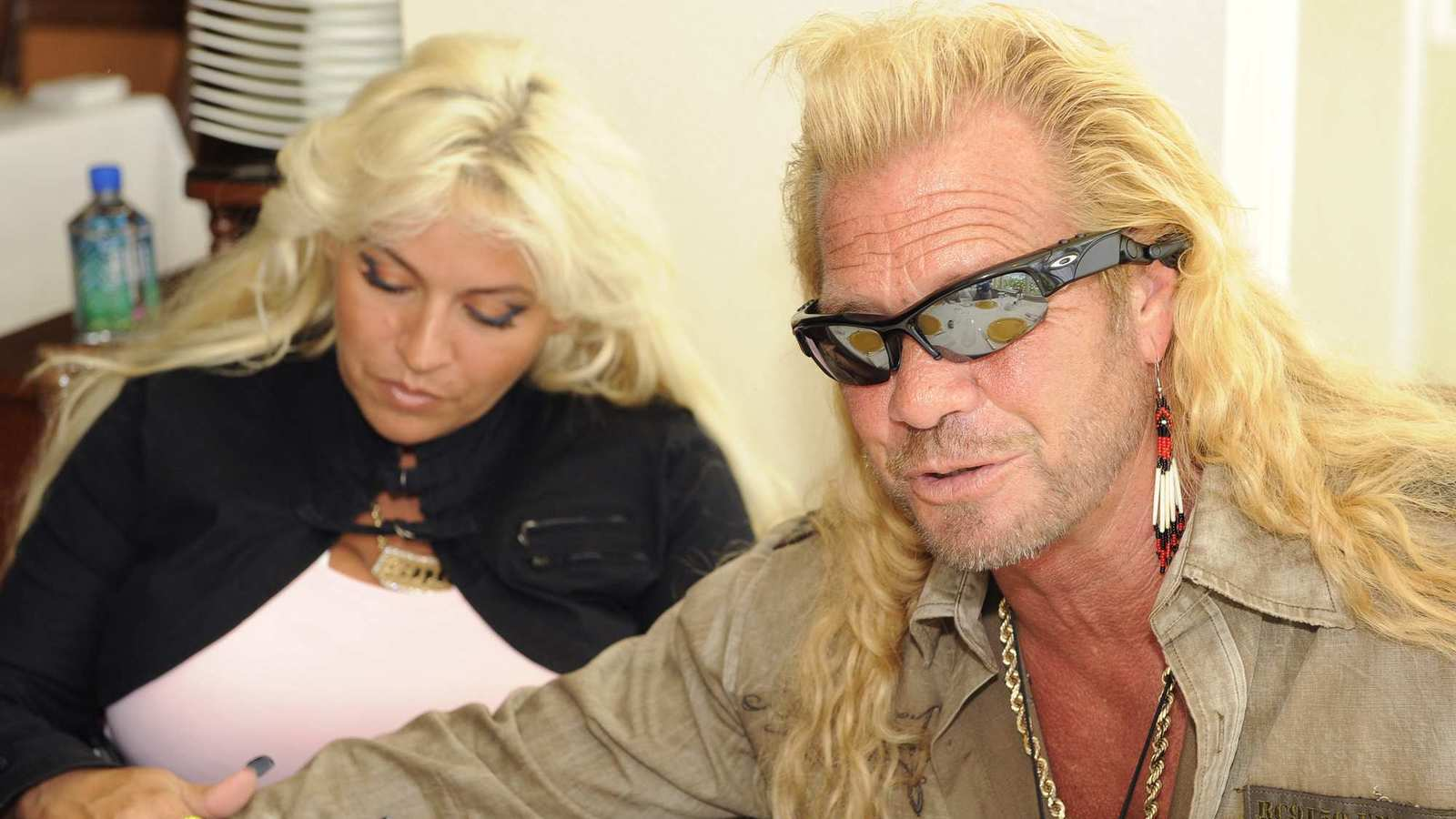 Duane and Beth Chapman (Ronen Zilberman / Associated Press)
