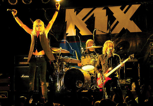 A summer jam reunion concert will be from 2 to 8 p.m. Saturday, June 2, at Shiley Acres, 1446 Nadenbousch Lane, Inwood, W.Va. KIX, pictured, Dirty Deal and Blackmail will perform.