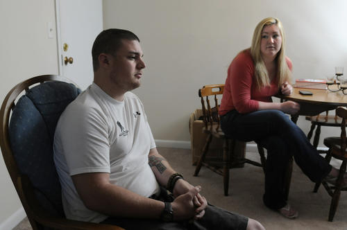 Samuel Neelands, an Army veteran who served in Afghanistan, suffers from a traumatic brain injury and Post Traumatic Stress Syndrome. With help from his wife Tracy Neelands and his service dog Andy, Samuel takes his meds, goes to see doctors and participate in therapy sessions. Because he can blackout and has suffered seizures he can't drive.