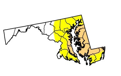 Drought conditions moderating across Maryland Baltimore Sun