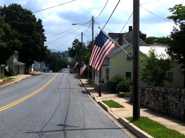 Sharpsburg officials have been preparing all week for the 145th Sharpsburg Memorial Day commemoration.