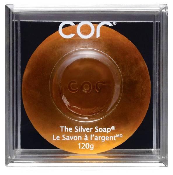 Cor Silver Soap SPF 15