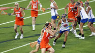 Syracuse defeats UF women in double OT in lacrosse final four