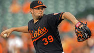Jason Hammel stars in Orioles' 8-2 win over Royals